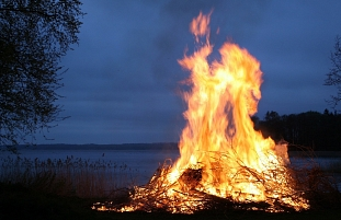 Lagerfeuer